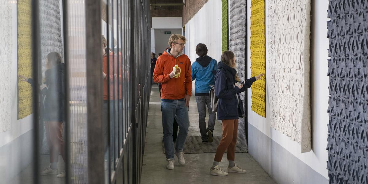 Dutch Design Week Eindhoven Exposition of Qvilt rugs